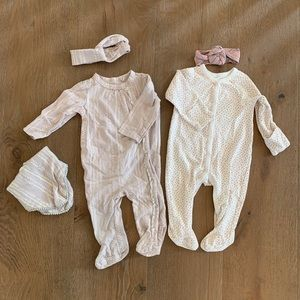 Adorable Baby Sleeper Bundle